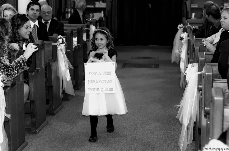 The innocence of a child, what beauty!   Wedding Photographer Kent Leckie