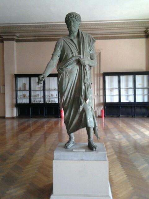 Statue of Emperor Hadrian, 2nd Century AD