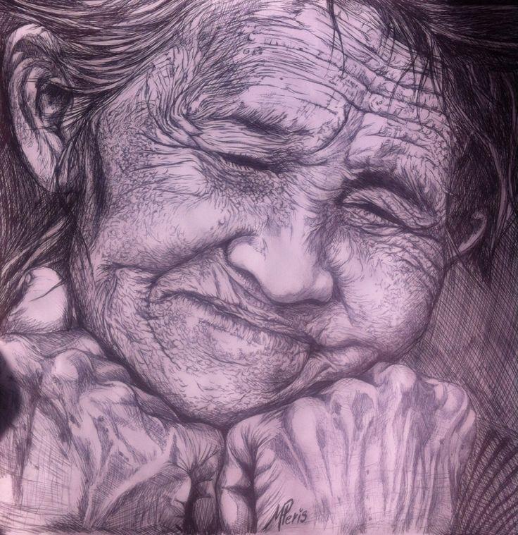 Dibujo Manuel Peris