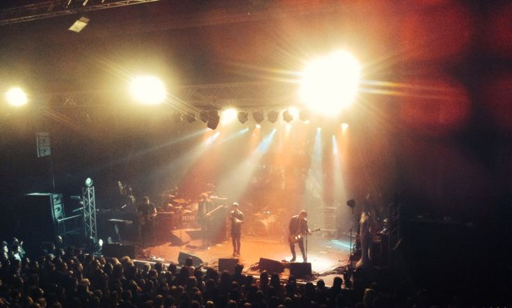 Nothing but thieves supporting George Ezra at the Brits week shows!
