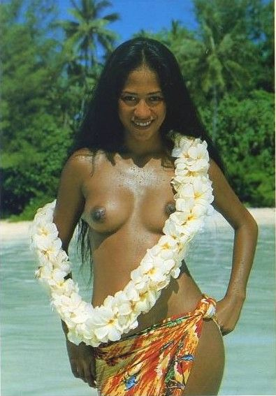 native girls south pacific naked