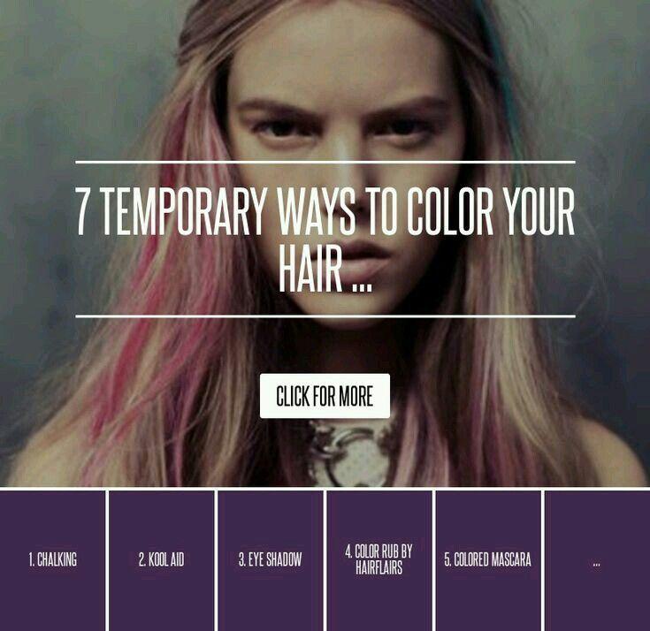 Pin By Kiki Tinoco On Hairs Diy Hair Dye Food Coloring Hair Dye Food Coloring Hair