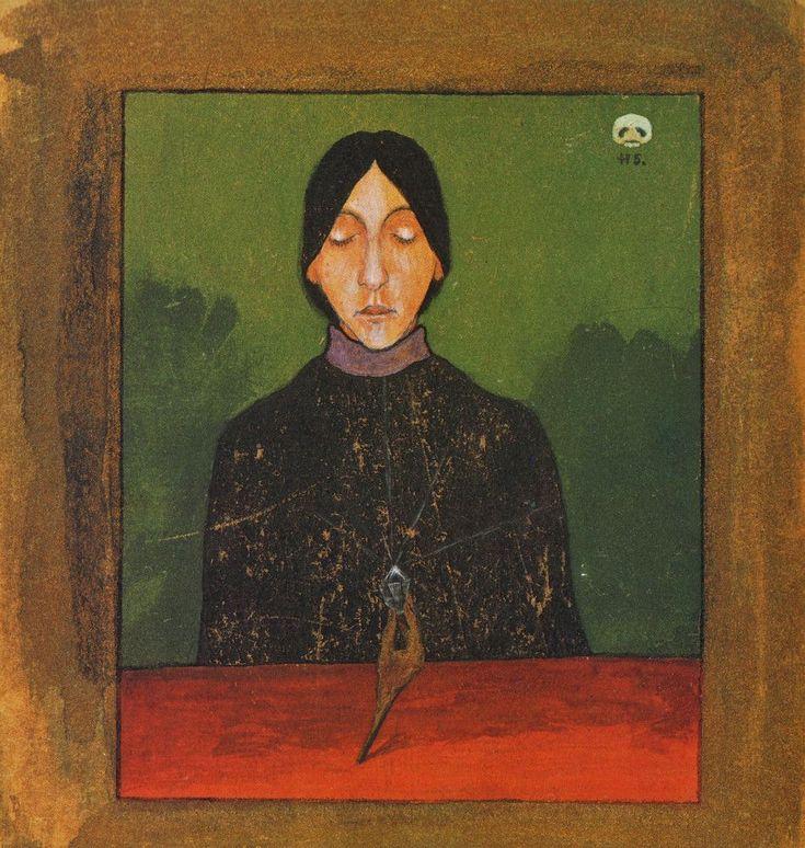 Fantasia by Hugo Simberg