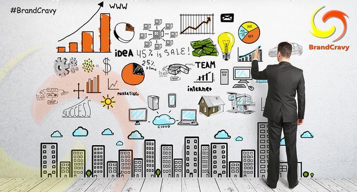 For enhancing the Organizational effectiveness through appropriate Marketing Strategies contact us #BrandCravy #digtalmarketingagency #delhi #marketingstrategies #socialmedia #contentmarketing
