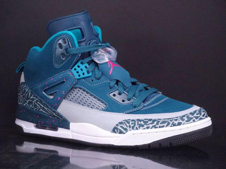 Air Jordan Spiz'ike Space Blue