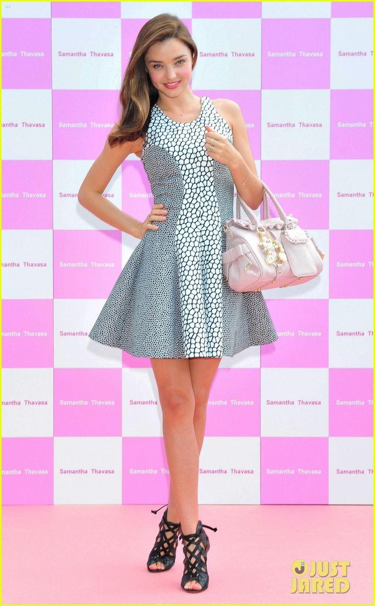 Miranda Kerr: Samantha Thavasa Handbags Promo! | miranda kerr samantha thavasa promotion 05 - Photo Gallery | Just Jared