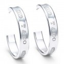 http://www.tiffanyandcojewellery.co.uk/superb-tiffany-and-co-bracelet-special-silver-and-gold-182-shop.html#  Splendid Tiffany And Co Earring Hoop Silver 209 In Low Price