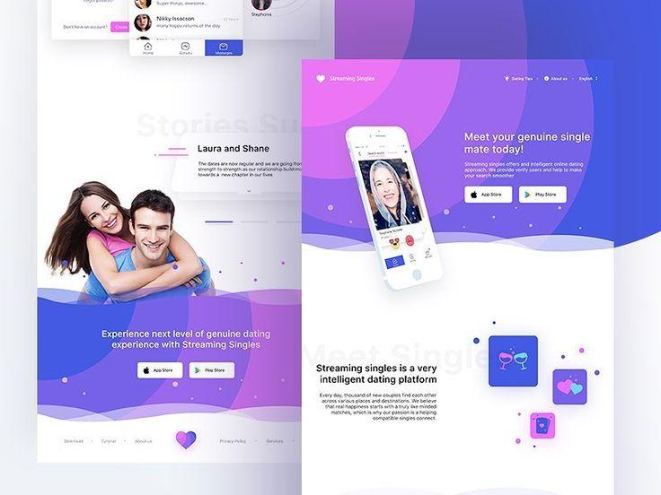 Streaming Singles Web by Prakhar Neel Sharma http://bit.ly/2rQIPnB  #design #uzersco #ui #ux #inspiration #web #dribbble #behance #website #brand #www #uidesign #uxdesign #webdesign #designer #graphicdesign #entrepreneur #psd #template #photoshop #colors #adobe #hustler #concept #design #app #dashboard #landingpage #free