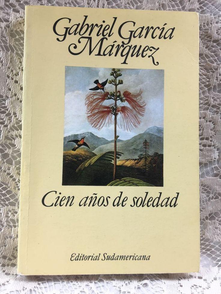 Cien Anos De Soledad Editorial Sudamericana Spanish Gabriel Garcia Mârquez 1967