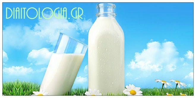 Το γάλα :Τα είδη του γάλατος που κυκλοφορούν στο εμπόριο | Διαιτoλογία - Νεστορή Βασιλική