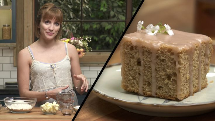 Julie's sweet tea cakes deserve to be eaten pinky out. Subscribe to Julie: http://taste.md/1YPSvqQ INGREDIENTS 2/3 cup milk 5 Earl Grey tea bags 7 oz unsalte...