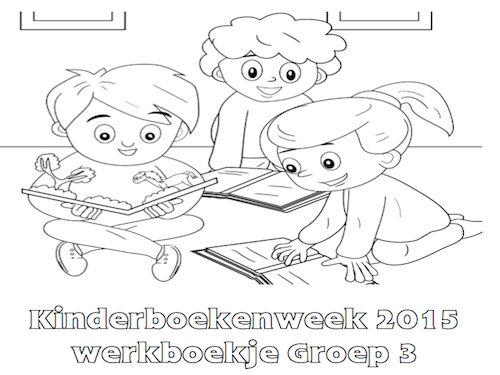Kinderboekenweek Werkboekje Groep 3