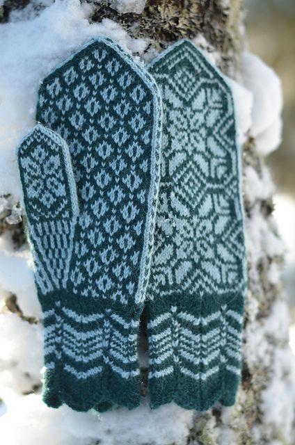 Ravelry: Nordstjerna pattern by Wenche Roald