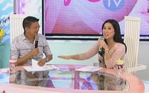 Is Senator Chiz Escudero interested in KC Concepcion? | Kapamilyang may Puso (Entertainment News)