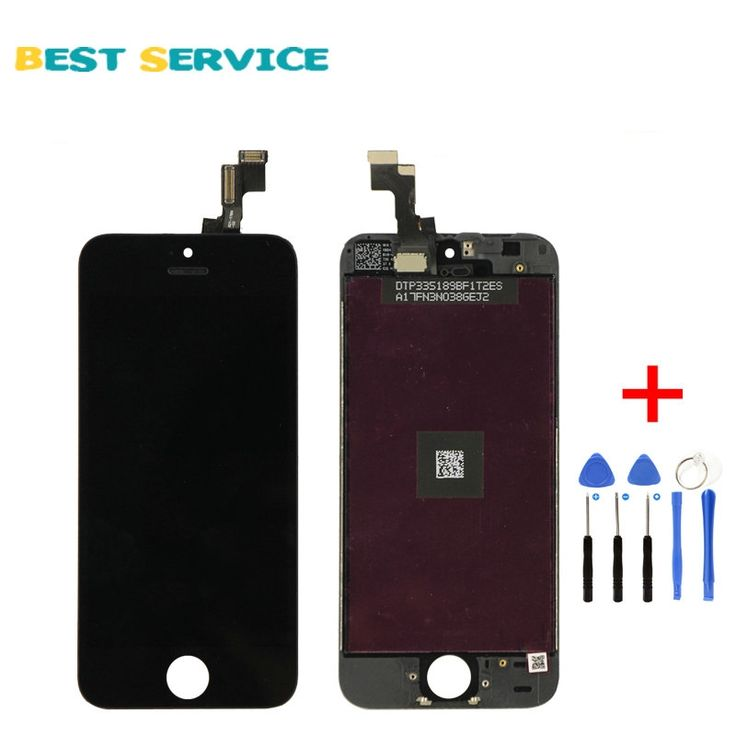 13.80$  Buy here - http://alim5i.shopchina.info/go.php?t=1547674549 - LCD For iPhone 5S LCD Screen Display with Touch Screen Digitizer Assembly Black/White + Tools Free Shipping 13.80$ #shopstyle