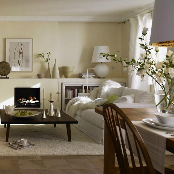 Die besten 25+ Feuerplatz streichen Ideen auf Pinterest Kamin - moderner landhausstil wohnzimmer