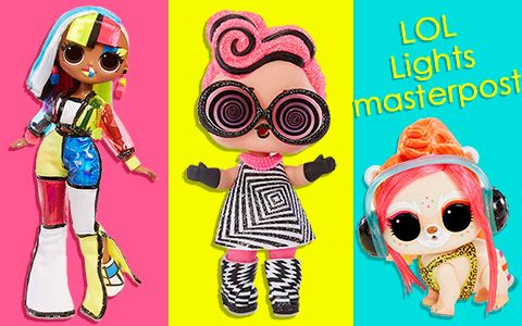 Lol Surprise Lights Masterpost L O L Surprise Lights Glitter L O L Surprise Lights Pets L O L Surprise Lol Dolls Diy Crafts For Girls Disney Drawings