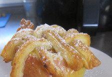 Airfryer: Bratapfel mit Blätterteig Rezept: Top Tipp!