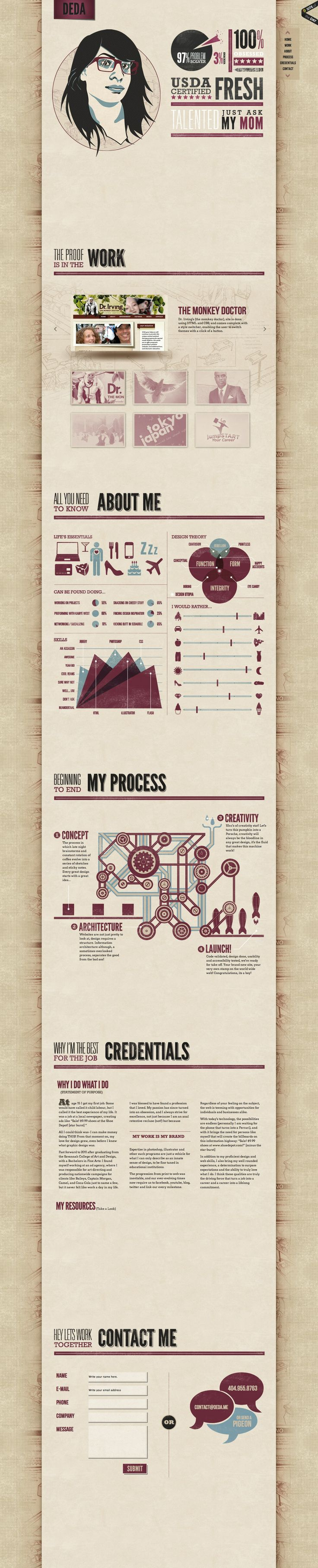 113 Best Designed Cv Images On Pinterest Cv Design Resume Ideas