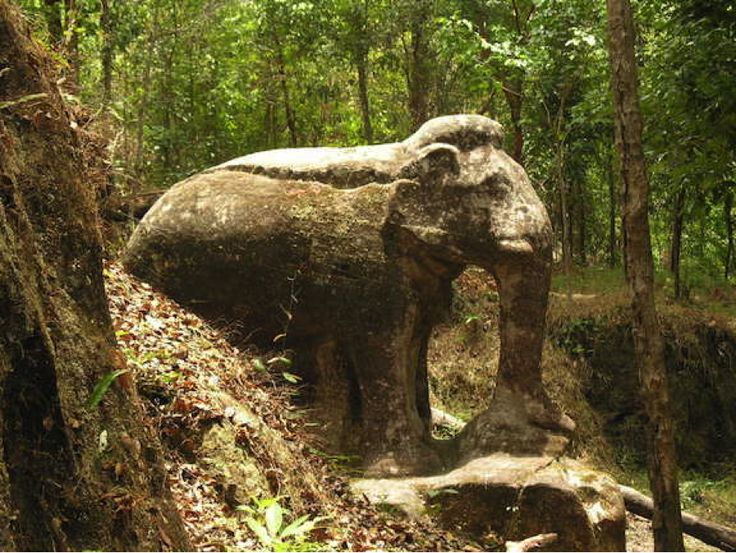 Stray away from Cambodia's tried and tested circuit with a temple safari that feels like an Indiana Jones adventure. You'll trek into the jungles of northeast Cambodia and discover the ancient Khmer Empire beyond Angkor. Phnom Kulen National Park includes a 1600-foot high and 18-mile long plateau...