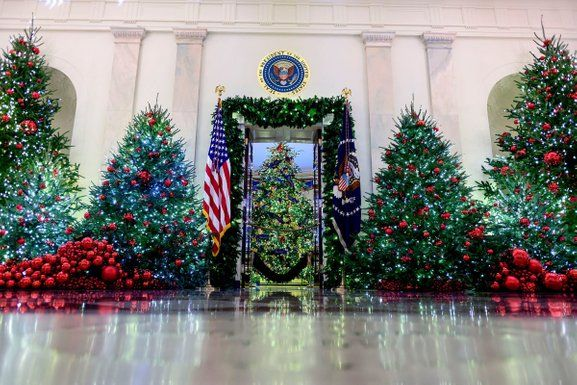 Pin On White House Christmas Holidays