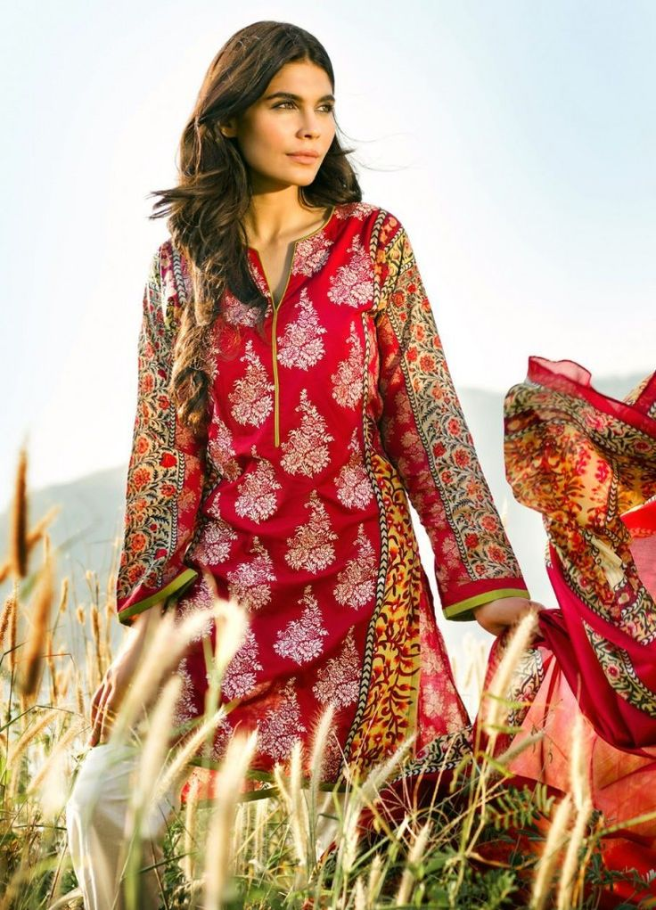sana safinaz lawn designs long shirts with fit trousers
