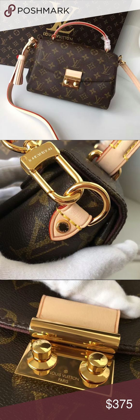 Louis Vuition Ensure top quality. Coming with box, dusterproof, receipt. Like it? Take it. :-) Worth the price. Louis Vuitton Bags Crossbody Bags