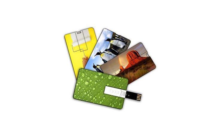 Pendrive z nadrukiem - karta 8 GB