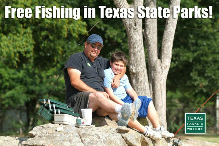 You don 39 t need a fishing license to fish at a texas state for Fishing license in texas