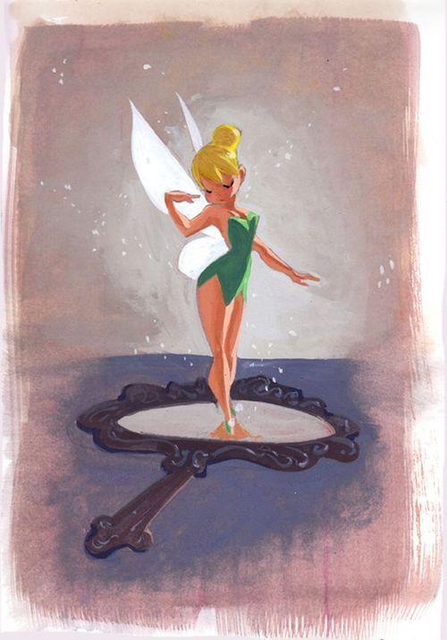 Tinker Bell.