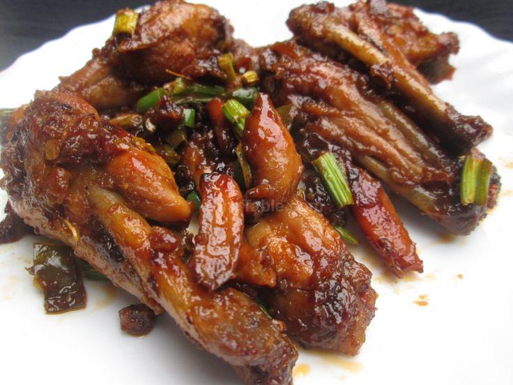 Spicy chicken wings recipe | Easy chicken recipe