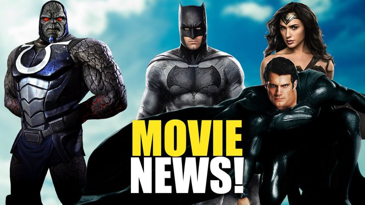 Superman's Black Suit In Justice League