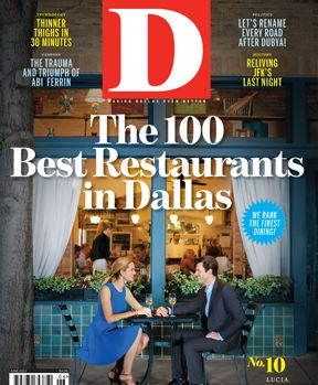 The 100 Best Restaurants in Dallas: How I Picked Them