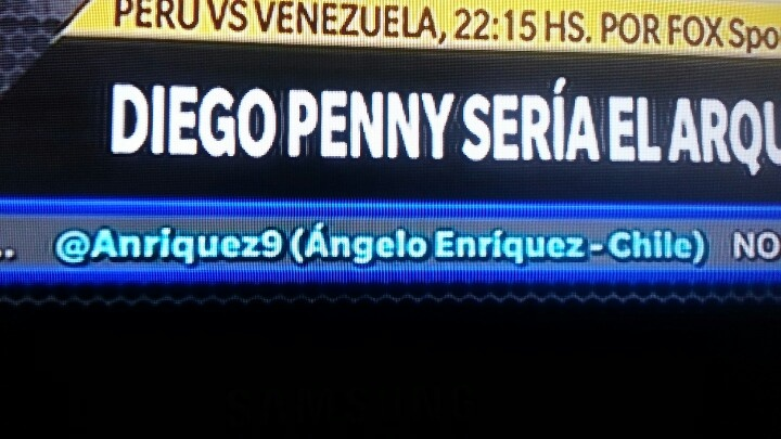 Claritos los de Fox Sports