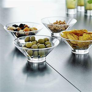 Rosendahl Grand Cru, snacksskål 4stk | Kitchn | 199,-