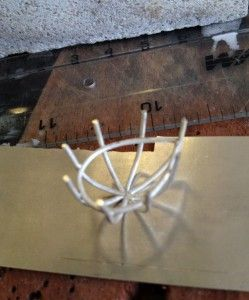Create a sterling silver necklace - Realizzare una collana d'argento con pendente
