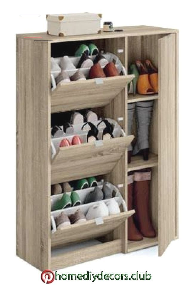 Pin By Soumia Bechata On Trucs Et Astuces Maison In 2020 Shoe Rack Furniture Shoe Storage Rack Rack Design