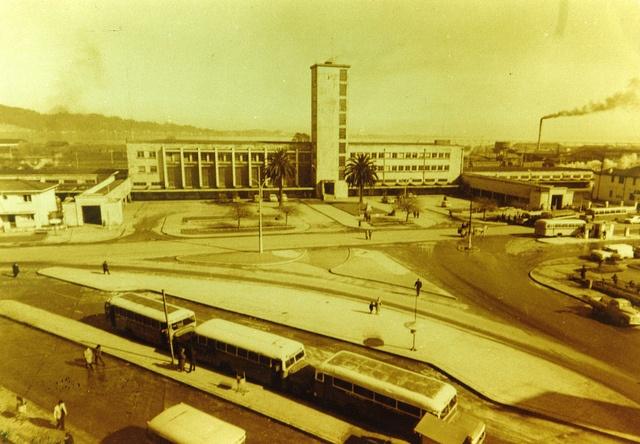 Barrio Estación en los 60s. by Alfotor, via Flickr