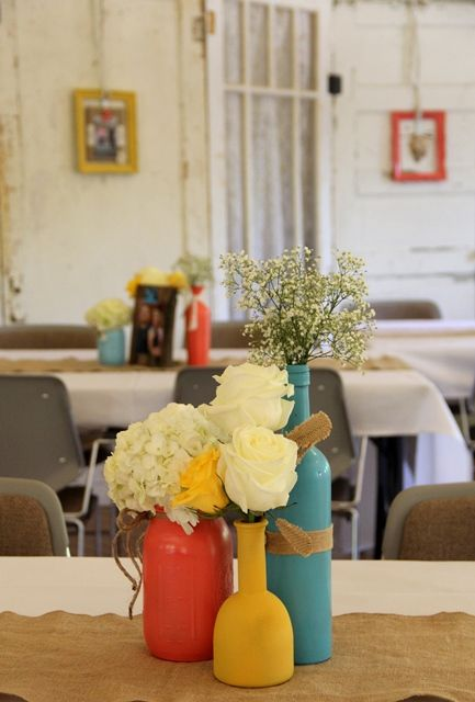 Southern Blue Celebrations: Summer Wedding (Teal - Coral - Yellow)