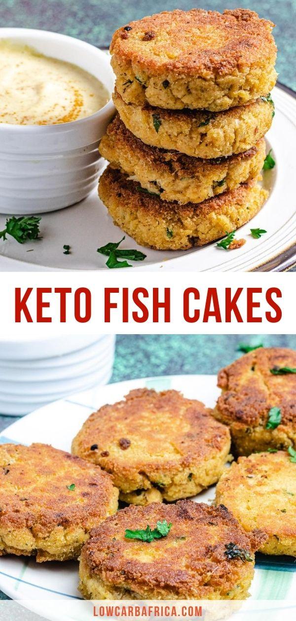 Keto Fish Cakes Low Carb Africa Recipe In 2020 Fish Cake Recipes Fish Recipes