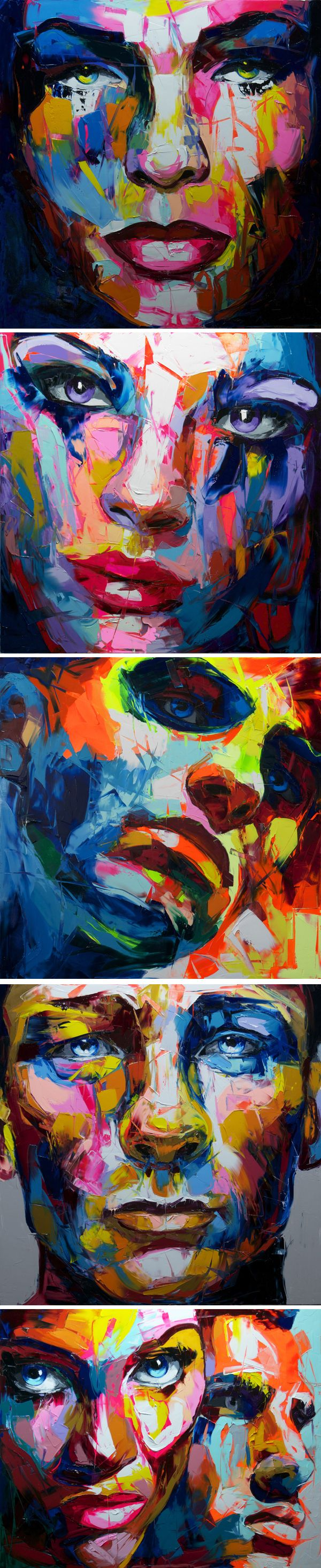 Nielly Francoise, portraits