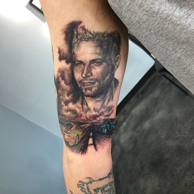 24 best tattoos images on pinterest paul walker tattoo