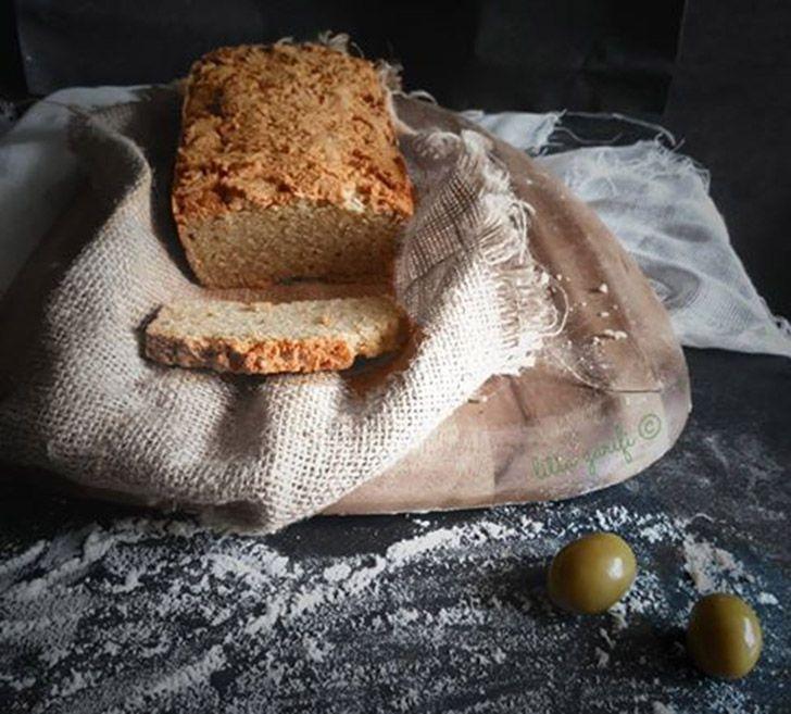 Paleo ψωμί σάντουιτς