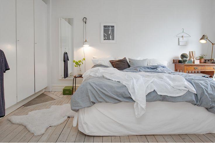 Sovrumsinspiration till nya huset