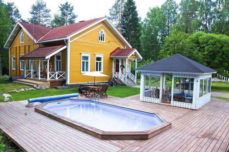 Nämä olivat Suomen katsotuimmat asunnot heinäkuussa - eniten kiinnosti Suvi Teräsniskan puutalo Oulussa