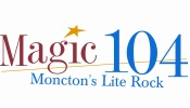 Left Truro for this station in Moncton in 2002. Bill & Jeannie in the mornings!