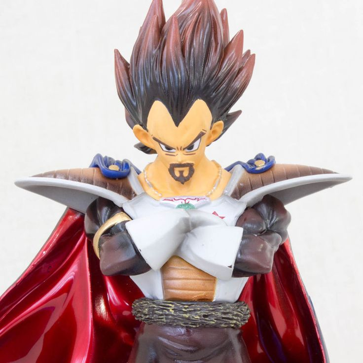 Dragon Ball Z King Vegeta DX Figure Legend of Saiyan Banpresto JAPAN ANIME MANGA
