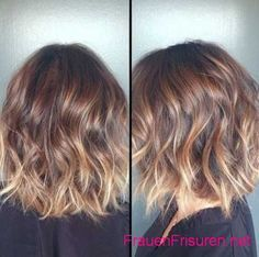 Ombre New Hairstyles Short Hair 2015
