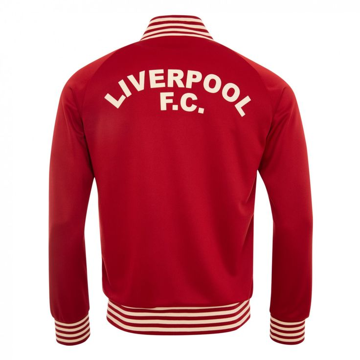 LFC Shankly Track Jacket | Retro Shirts & Jackets | Mens | Fashion | Liverpool FC Official Store