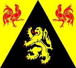 Vlag van Waals-Brabant - Wikipedia